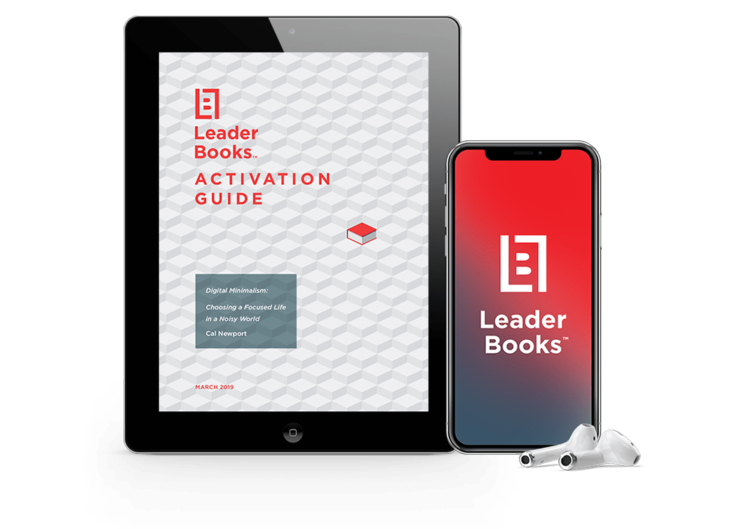 LeaderBooks media